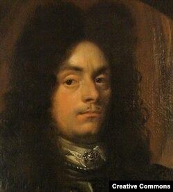 Командор Юст Юль, датский посланник при дворе Петра Великого
