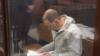 Пожарный МЧС Сергей Генин в зале суда (Архивное фото)