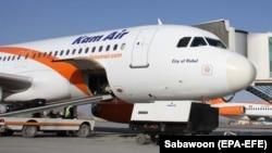 Самолет афганской авиакомпании Kam Air.