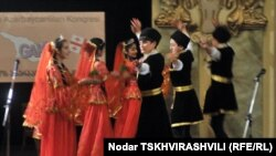 საქართველოში მცხოვრები ეთნიკური აზერბაიჯანელები ეროვნულ დღესასწაულს ნოვრუზ ბაირამს აღნიშნავენ