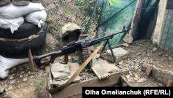 За даними штабу, внаслідок обстрілів вчора та зранку ніхто з українських військових не постраждав