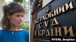 Раніше «Схеми» з'ясували, що Оксана Пасенко насправді не писала позову до Баришівського районного суду