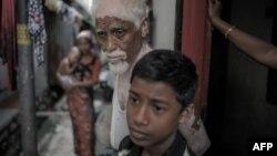 Беженцы из Мьянмы в Малайзии