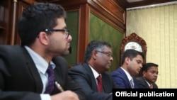 Делегация из посольства Индии в Ингушетии