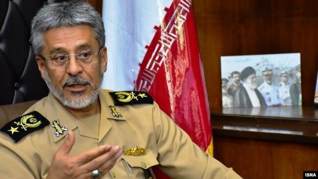 حبیبالله سیاری به مدت ده سال فرمانده نیروی دریایی ارتش ایران بود و از سال ۹۶ بدین سو، نفر دوم ارتش است