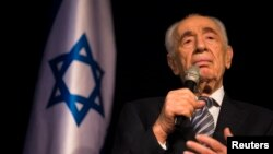 Şimon Peres, 6-njy iýul, 2014.