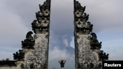 "Čuvena ""Vrata raja"", Bali, fotoarhiv"
