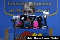 Gruparea Savonea din CSM a susținut modificaările făcute la legile justiției de către PSD.