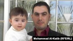 معتز ويسي احد ضحايا اعمال العنف في الموصل