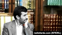 Действующий президент Ирана Махмуд Ахмадинежад.