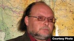 Алексей Гончаров, свободный журналист, блогер. Шымкент, 2010 год.
