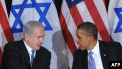 The White House has played down U.S. President Barack Obama's failure to meet with Israeli Prime Minister Benjamin Netanyahu (right) during the UN General Assembly in New York. (file photo