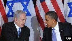Зустрічі президента США Барака Обами (праворуч) і прем'єр-міністра Ізраїлю Біньяміна Нетаньягу відбуваються регулярно