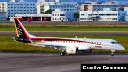 ایران قصد دارد برایتامین بخشی از نیاز هوایی اش ۱۰۵ فروند هواپیما از شرکت میتسوبیشی ژاپن خریداری کند