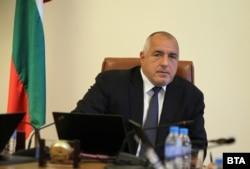 Prime Minister Boyko Borisov