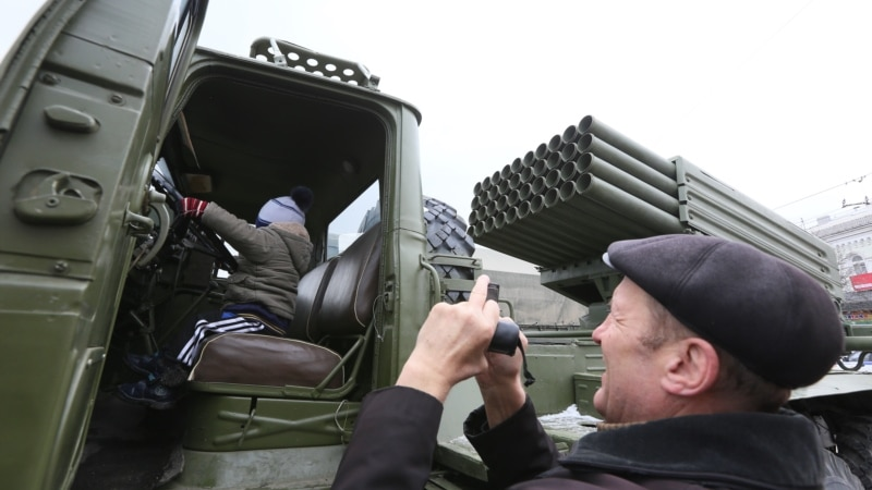 ФСБ задержала украинца, собиравшего секретные данные о стрелковом оружии