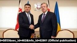 У Тбилиси и Киева много общих вопросов для обсуждений, отмечают эксперты