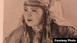 """Айчүрек"" операсы. Мариям Махмутова"