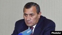 Armenia - Surik Khachatrian, governor of Syunik province.