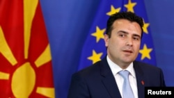 Makedosnki premijer Zoran Zaev