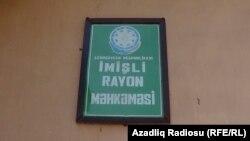 İmişli rayon məhkəməsi