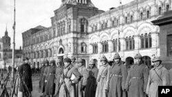 Грани Времени. Столетие советской армии
