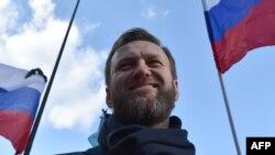 Олексій Навальний, архівне фото