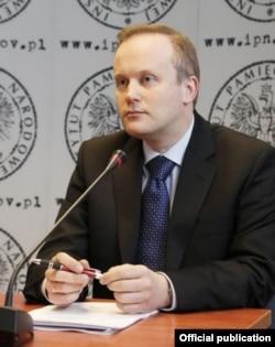 Историк Лукаш Каминьский