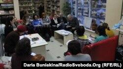 Уроки української мови «Я говорю українською!», Черкаси, 28 лютого 2017 року