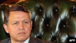 Jordan's King Abdullah II (file photo)