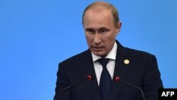 Russiýanyň prezidenti Wladimir Putin.