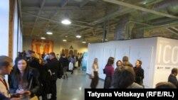 Выставка Марата Гельмана Icons