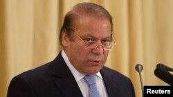 Pakistani Prime Minister Nawaz Sharif