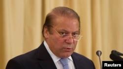 د پاکستان وزیر اعظم نواز شریف