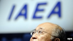 "New IAEA chief Yukiya Amano's first report ""reflects an increasing suspicion at the IAEA about the possible military dimensions to Iran's nuclear program,"" Kile says."