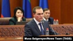 Артем Здунов, премьер-министр Дагестана