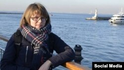Алена Лунева, правозащитница