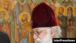 საქართველოს კათოლიკოს პატრიარქი ილია II