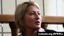 Эніра Браніцкая (архіўнае фота, 2012 год)