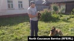 Заур Дзуцев и его подопечные