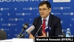 Адвокат Сәлімжан Мусин. Алматы, 14 қаңтар 2020 жыл.