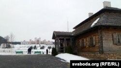 Сядзіба Касьцюшкі ў Мерачоўшчыне