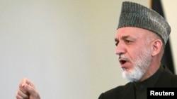 Хәмит Карзаи