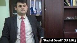 Рустам Азизӣ, корманди Маркази исломшиносии Тоҷикистон