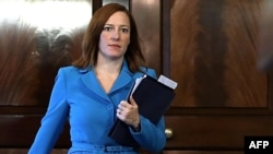 U.S. -- State Department spokeswoman Jen Psaki, Washington, DC, 12Jun2013