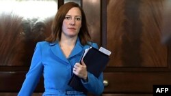 "State Department spokeswoman Jen Psaki said reports of U.S. surveillance have created ""tensions"" with allies."