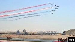 Sa svečanosti otvaranja proširenog Sueckog kanala