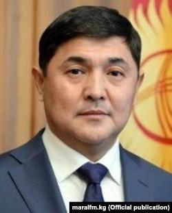 Асылбек Кожобеков.