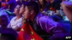 مسابقات قهرمانی جهانی بازی کامپیوتری در شهر شانگهای