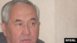Бақытқали Мұсабеков, Қарағанды облыстық тілдерді дамыту басқармасының бастығы. Қарағанды, 16 ақпан 2010 жыл.